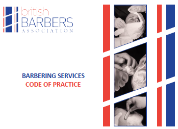 Barbering Services Code of practices