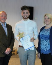 BBA Student Barber Competition Apprentice of the Year, sponsored by Jack Dean: 1st place: Tom Pipkin