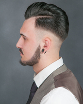 National competition student barber of the year