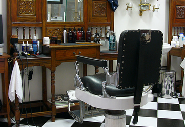 A Gents Hairdressing Business Due to impending retirement, the business assets of this nicely fitted
