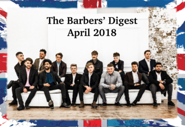 BARBER DIGEST - APRIL STAY INFORMED INSPIRED EMPOWERED