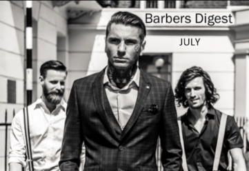 BARBER DIGEST - JULY STAY INFORMED, INSPIRED & EMPOWERED