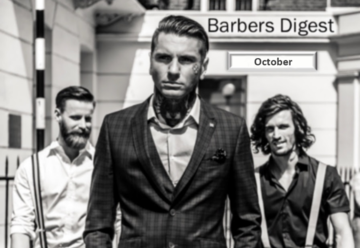 BARBER DIGEST - October STAY INFORMED, INSPIRED & EMPOWERED