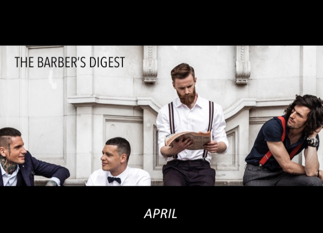 BARBER'S DIGEST - APRIL BBA around the world… We have once again been flying the flag these past f