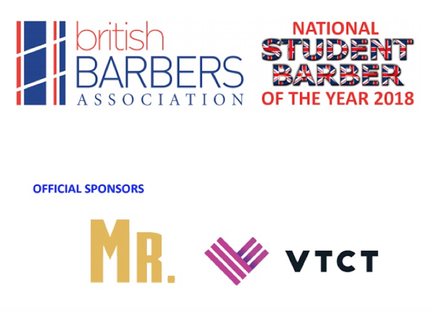BBA NATIONAL STUDENT BARBER OF THE YEAR 2018