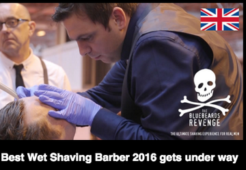 British Barbers Association Newsletter - Friday 18th March 2016 The hunt for Britain's best shaver K