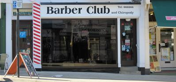 Barber Club in Isle of Wight, Isle of Wight, United Kingdom