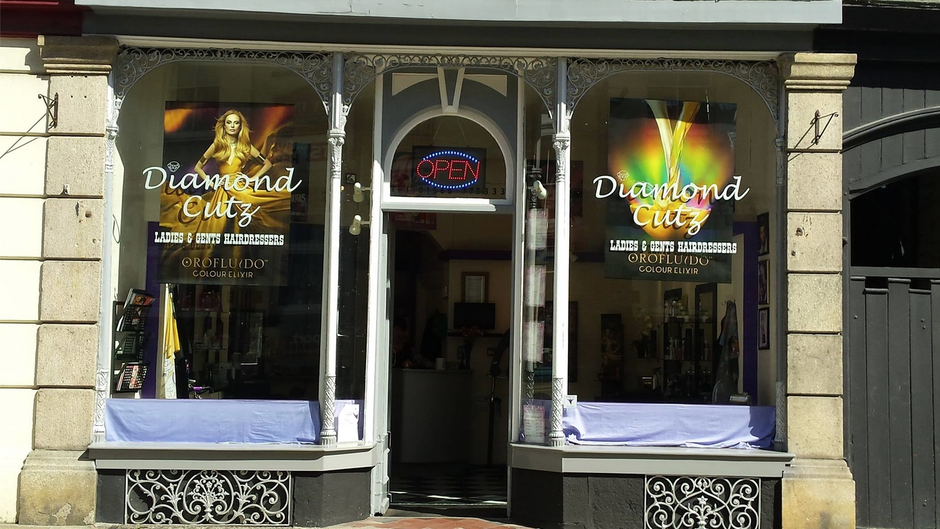 Diamond Cutz in Launceston, United Kingdom