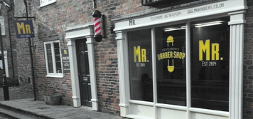 MR Barbers - Nantwich