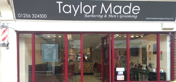 Taylor Made Barbering & Men's Grooming is one of the most respected barber shops in Basingstoke.