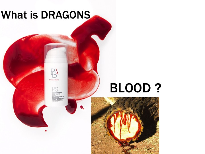What is Dragons Blood ?? Find out more about the BBA Award winning Post Shave Balm