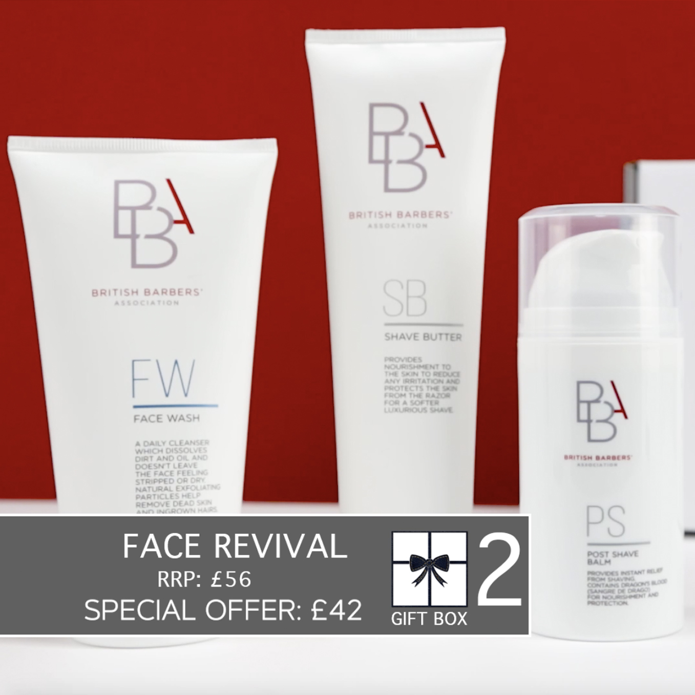 Skin Revival - Gift Box : Normal RRP £56.00