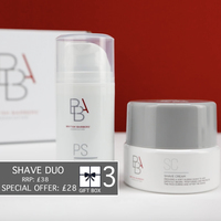 Shave Duo - Gift Box : Normal RRP £38.00